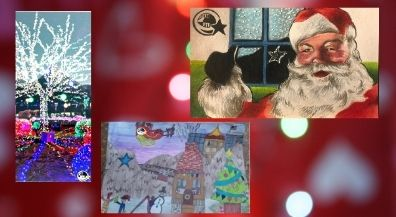 Winners of annual EPISD holiday card art contest announced