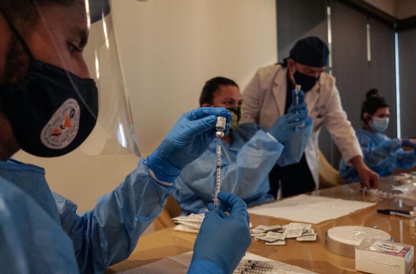 UTEP continues COVID-19 Vaccination Program
