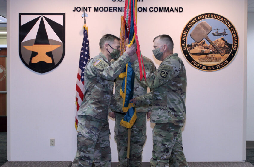 Fort Bliss JMC's CSM takes modernization lessons learned to Infantry School