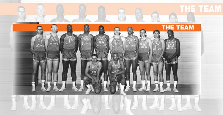 1966 Miners inducted into National Collegiate Basketball Hall of Fame