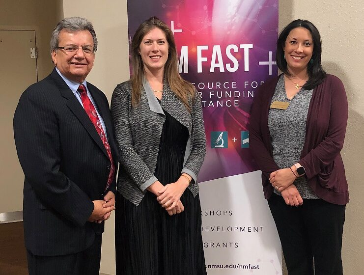 NMSU-based NM FAST program recognized with 2020 Tibbetts Award