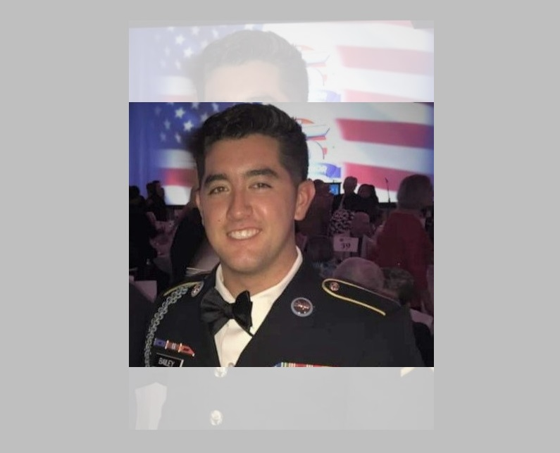 Bailey, from Haiku, Hawaii, was an 11C, Indirect Fire Infantryman, who joined the U.S. Army in January 2013 from Honolulu, Hawaii. Fort Bliss was his third duty station. | Photo courtesy 1AD
