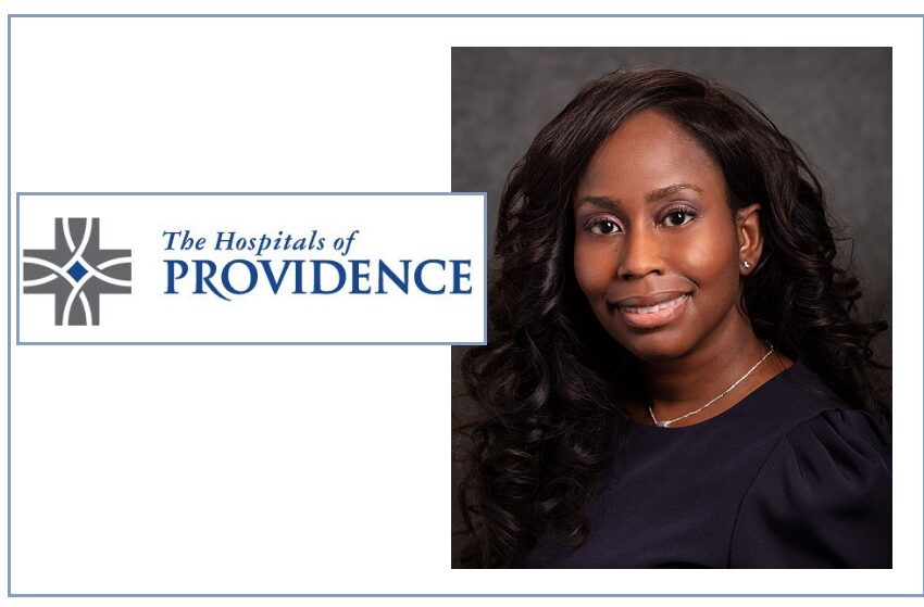 Hospitals of Providence Sierra Campus announces new Chief Financial Officer