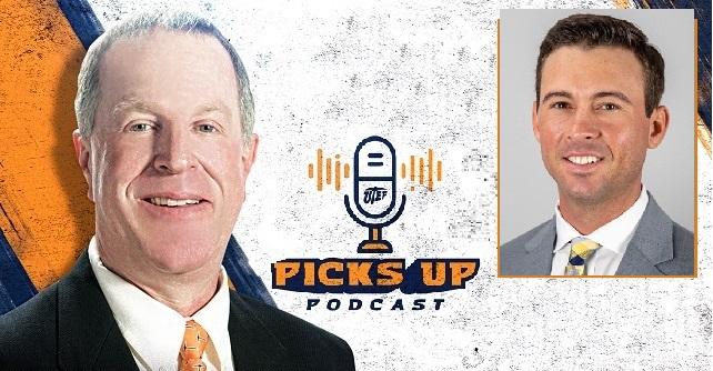 """Picks Up Podcast"" features new UTEP Men's Golf Coach Derek Plucienski"