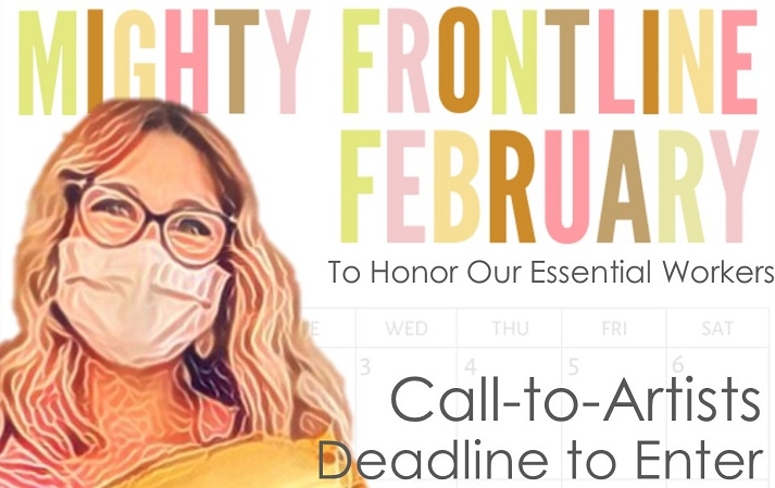 """El Paso Art Association issues Call for Artists to Celebrate """"The Mighty Frontline"""""""