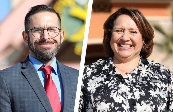 Canutillo ISD welcomes new principals for Childress, Garcia Elementary