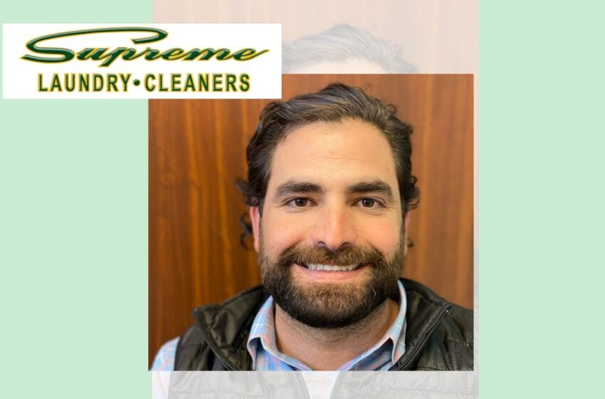 Supreme Laundry and Cleaners promotes Goldberg to VP