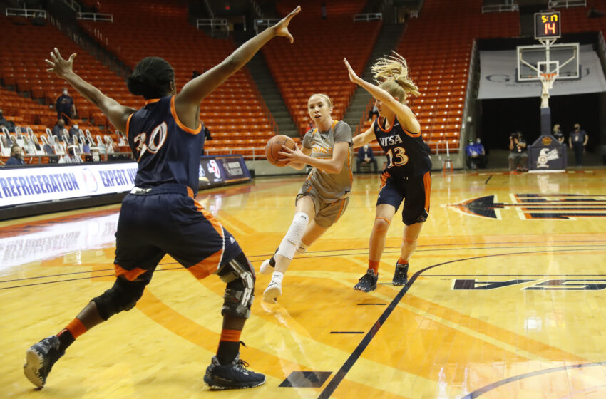 Gallery+Story: Miners notch fourth straight victory with 82-56 win vs UTSA