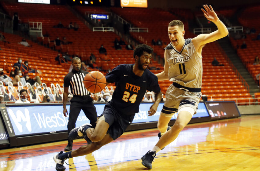 Miners start hot, North Texas pulls away late to win 74-65