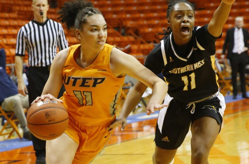 New Year's Sweep! UTEP holds off Southern Miss at the Don