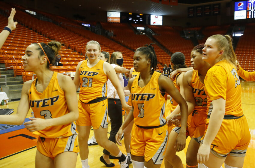 Tip time adjusted for Saturday's UTEP Women's Basketball Game