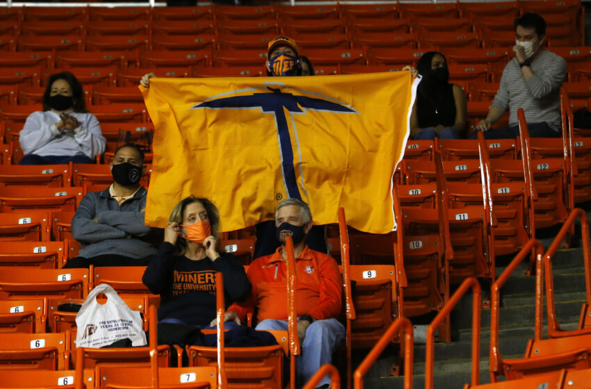 UTEP Athletics: Fans allowed at basketball games until further notice