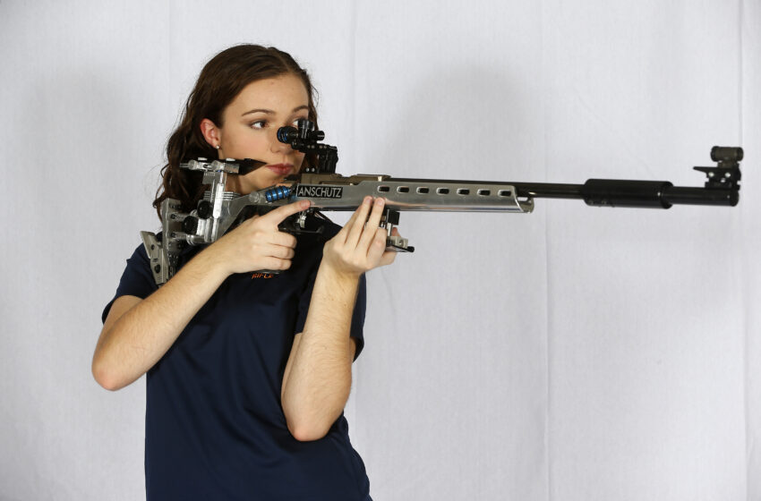 UTEP Rifle places third in Match with No. 1 TCU and No. 7 Air Force