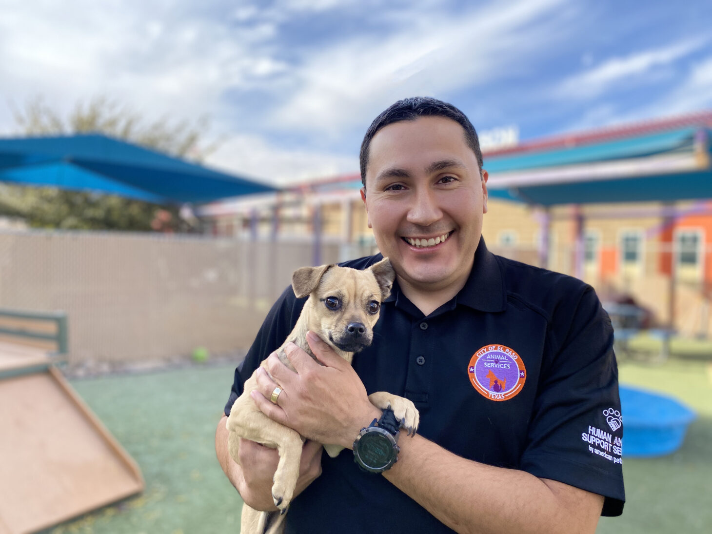 Herrera has served the City for nearly a decade in various key roles, most notably as a member of the Shelter Reform Taskforce that implemented departmental changes leading to Animal Services' success since 2017.