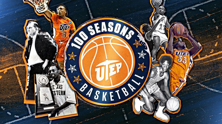 Fans can now vote for UTEP Basketball's 100-Year Team