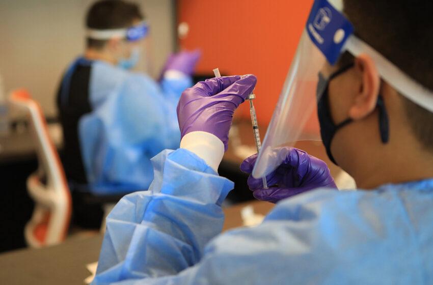 UTEP begins COVID-19 Vaccination Program