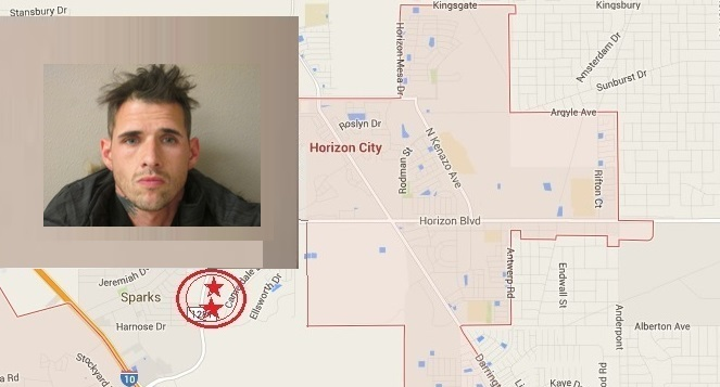 UPDATE: EPCSO Deputies capture sex offender that failed to return to facility