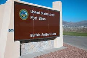 Photo courtesy Fort Bliss