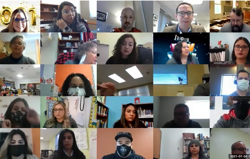 Video: Tornillo ISD staff, students return to classroom in-person, virtually
