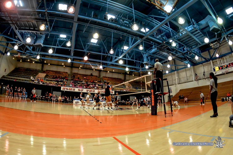 UTEP Volleyball Slotted 4th in West in C-USA Poll, Jones Voted Preseason All-Conference