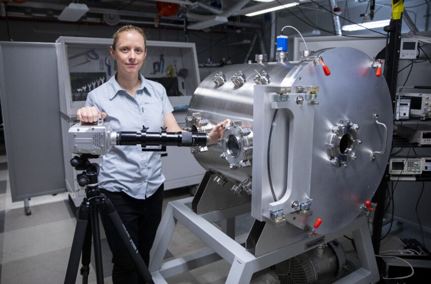 UTEP Faculty Member receives coveted NASA Award to expand Lunar Exploration