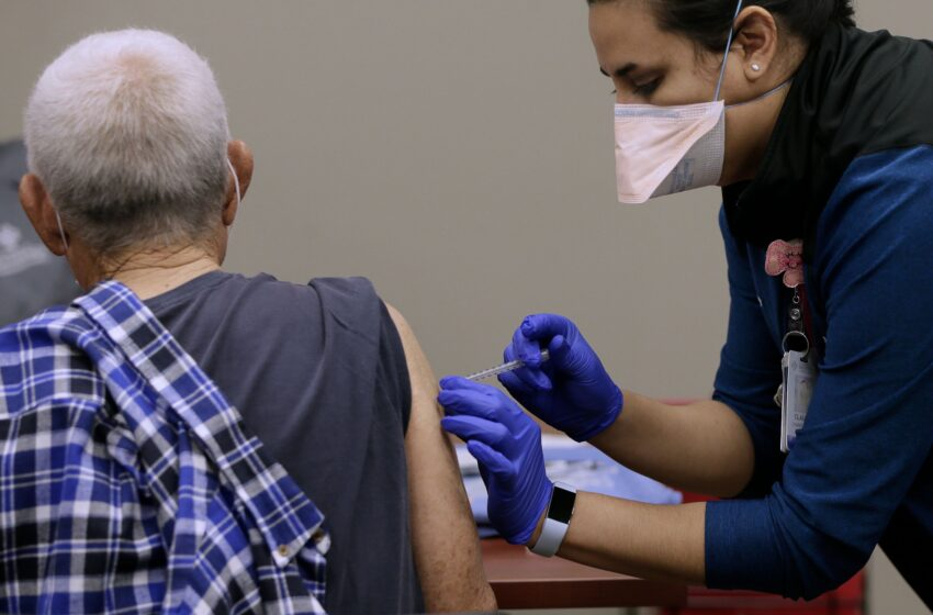 Hospitals of Providence providing Covid-19 vaccines to elderly residents in underserved areas