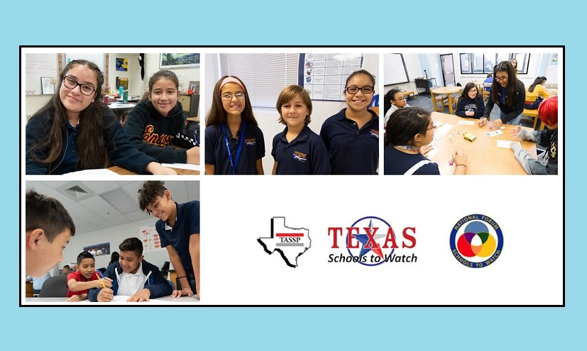 4 Socorro ISD middle schools earn Texas Schools to Watch national distinction