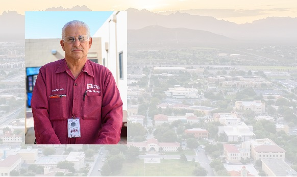 NMSU custodial worker retires after eventful 45-year career