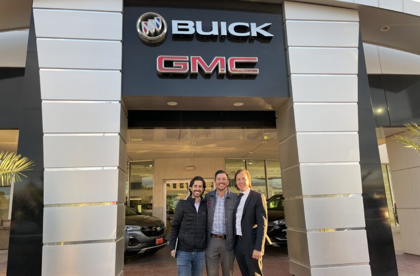 Casa Auto Group announces acquisition of Crawford Buick GMC; Reopened as Casa Buick GMC