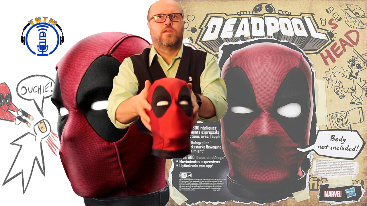 Deadpool Head unbox
