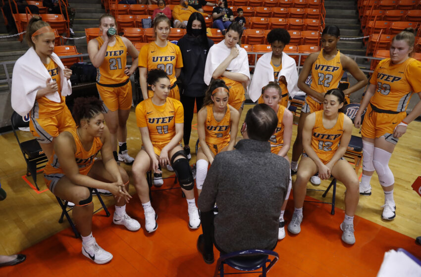 UTEP women's basketball series at the Don vs. FAU Moved to Sunday, Monday
