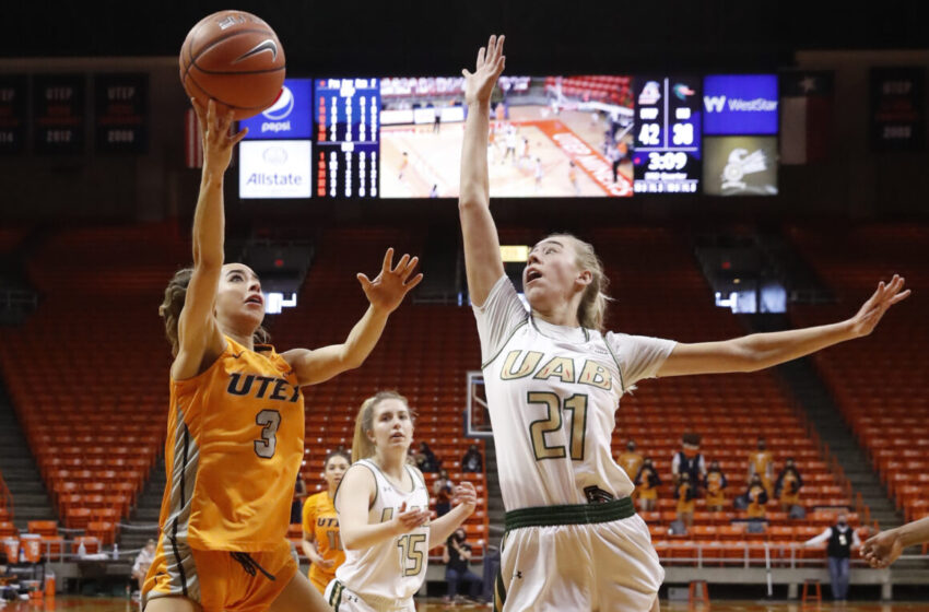 Gallery+Story: Seven Straight! Miners down UAB in OT 68-64