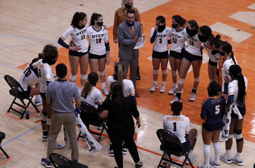 UTEP Volleyball rolls out 2021 Schedule; Season, single game tickets on sale