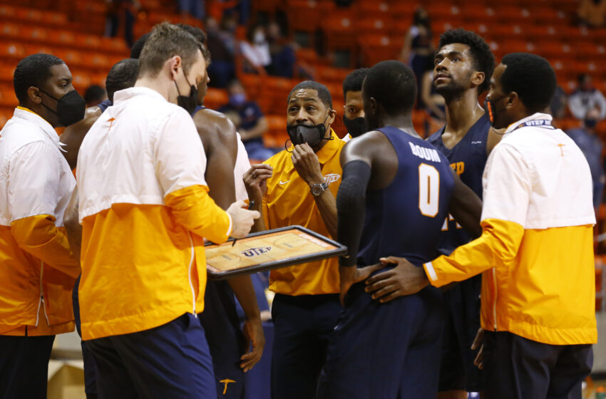 UPDATE: Positive Covid-19 test cancels UTEP Men's basketball games vs FAU