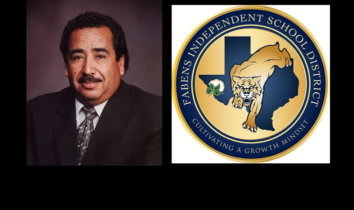 Fabens ISD announces the death of Board President Rey Sepulveda