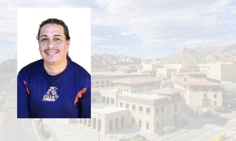 Jesus Morales, a senior electrical and computer engineering major at The University of Texas at El Paso, was named a recipient of the nationally competitive Institute of Electrical and Electronics Engineers Power and Energy Society (IEEE PES). | Photos courtesy UTEP