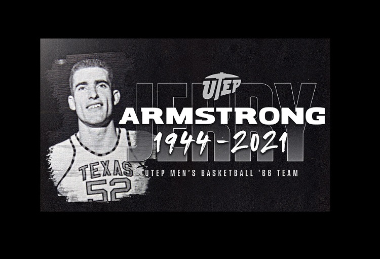 Jerry Armstrong, member of '66 Texas Western Championship passes away