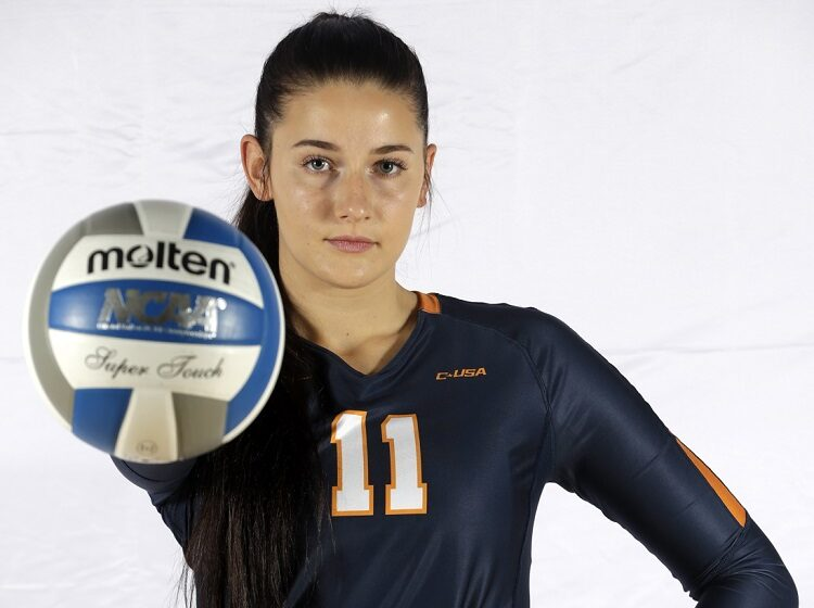 C-USA names UTEP Volleyball's Cheyenne Jones 'Offensive Player of the Week'