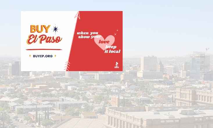 'Buy El Paso' celebrates Valentine's Day with Weeklong Giveaways, Live Q&A