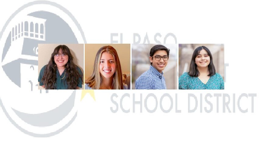 Five El Paso ISD singers named to All-State Choir