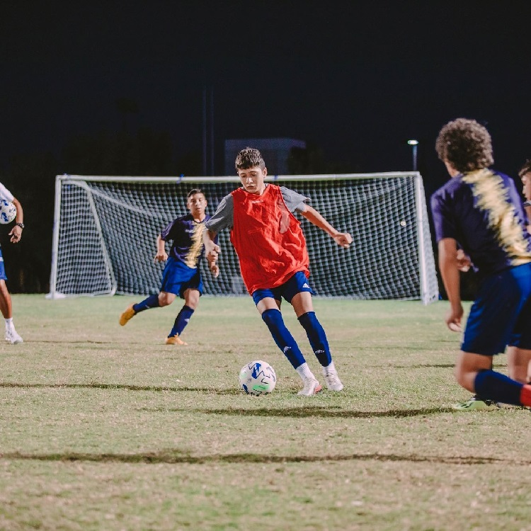Photo courtesy El Paso Locomotive Youth Soccer