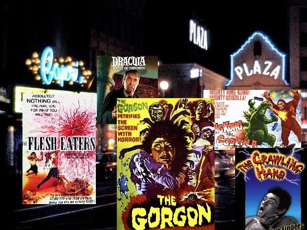 A Look Back: Monster Movie Mayhem in Midtown El Paso!