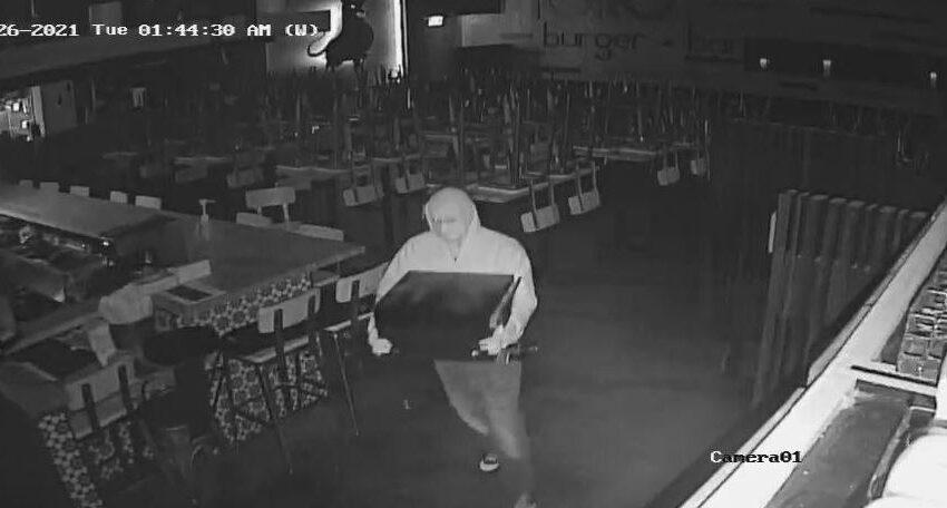 Sheriff's Office investigating Horizon area Toro Burger burglary