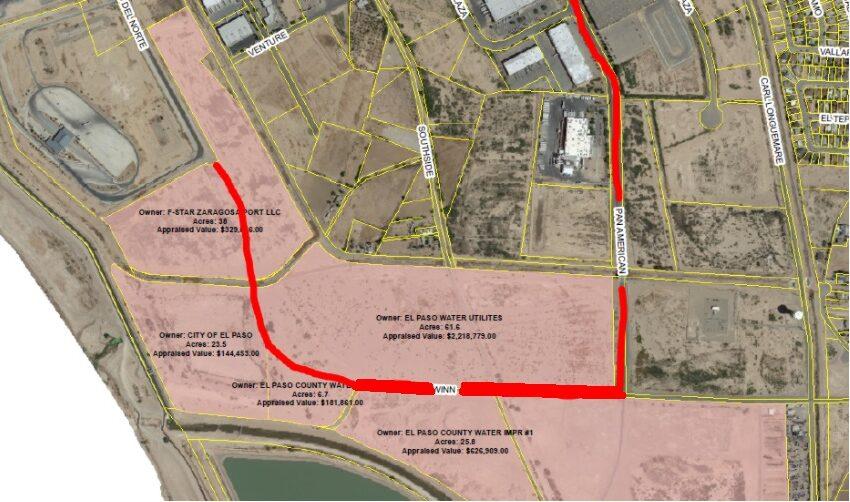 City: Winn Road, Pan American Drive improvements complete, Will open Monday