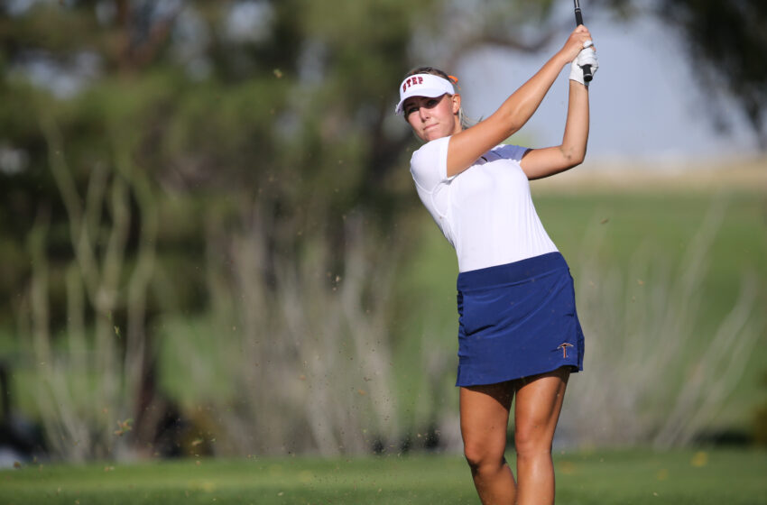 Spring slate for UTEP Women's Golf starts at GCU Invitational