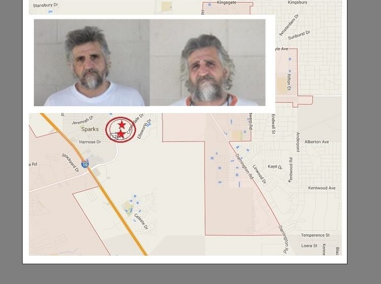 UPDATE: El Paso County Sheriff's Deputies say Sex offender who left facility captured