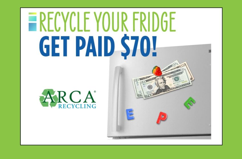 El Paso Electric rolls out Texas Appliance Recycling Program