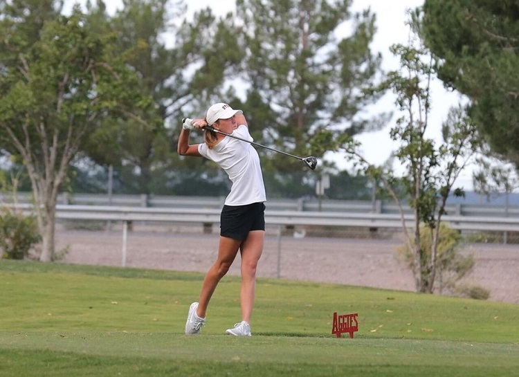 UTEP's Audrey Haddad  | Photo courtesy UTEP Athletics