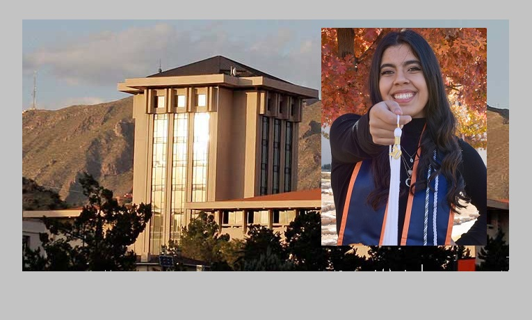 University of Texas at El Paso's Aylin Duarte  | Photos courtesy UTEP