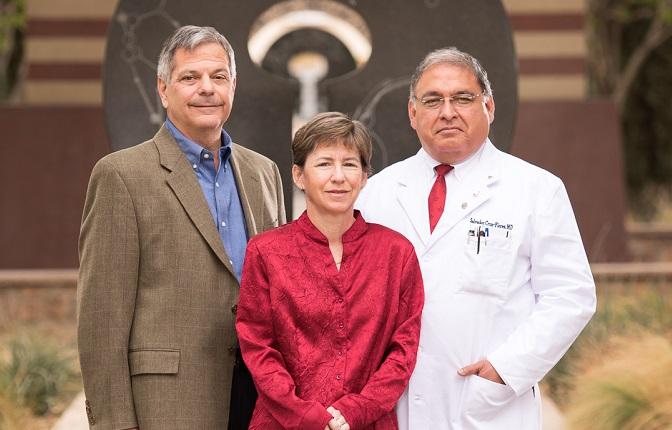 Jim and Julie Cardwell announce $100k gift to TTUHSC El Paso's Epilepsy Center
